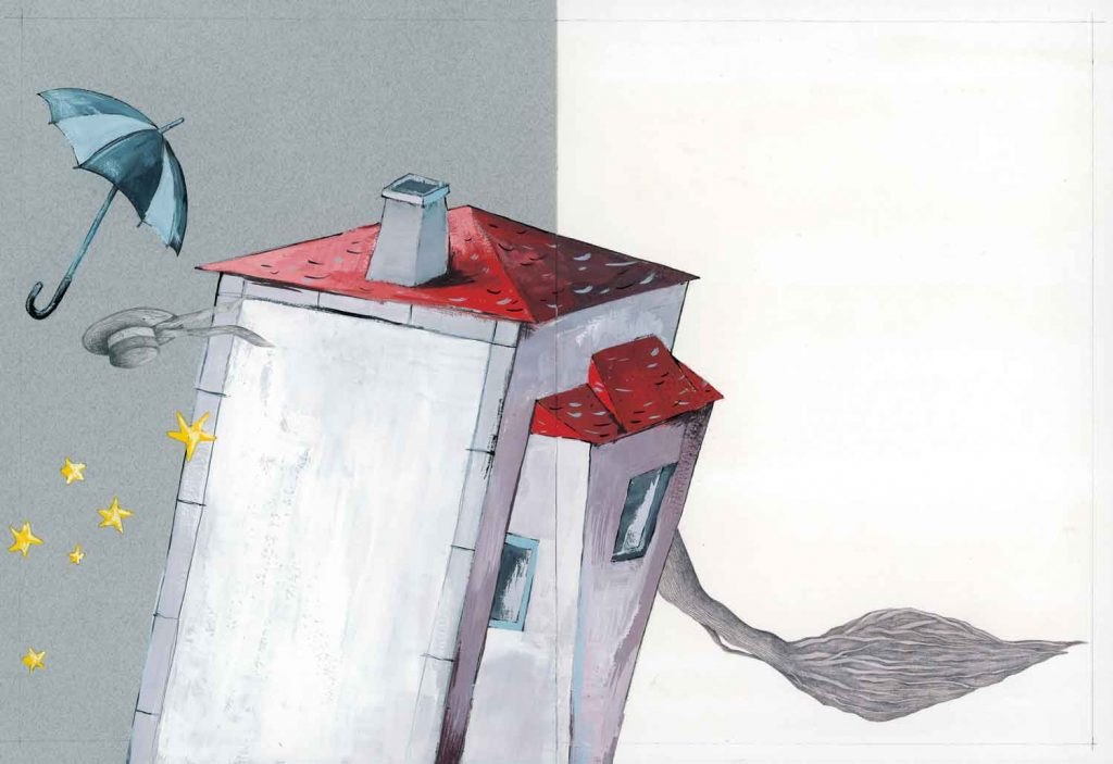 Dimitris Kassaris The Winterhouse
